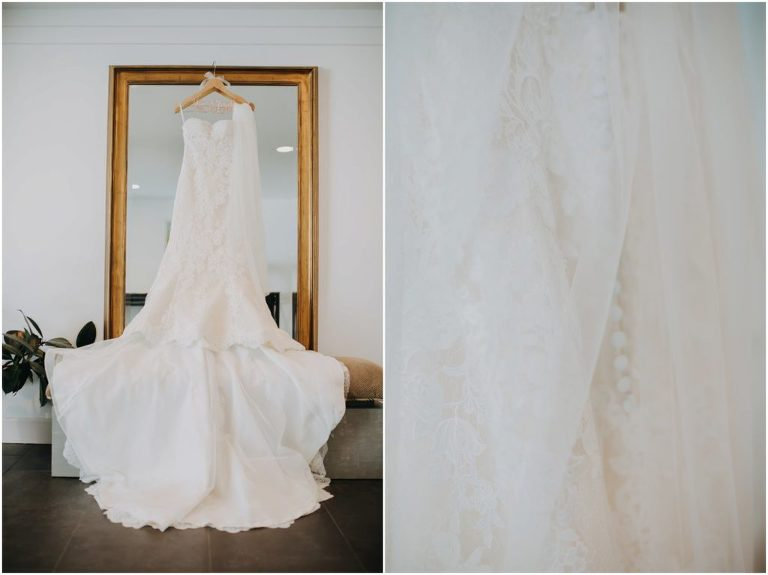 wedding dress inspiration, lace and buttons